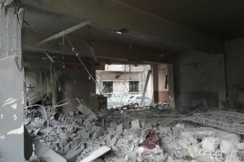 738 شهيداً بينهم 116 طفلاً في الغوطة عقب القرار 2401