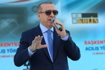"""الرئيس التركي """"رجب طيب أردوغان""""،"""