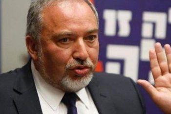 """وزير الدفاع الإسرائيلي """"أفيغدور ليبرمان"""
