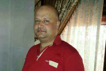 """المقدم """"أحمد الجرو"""" رئيس مركز شرطة الدانا الحرة في ريف إدلب الشمالي"""