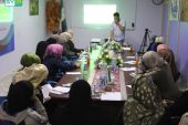 إقامة دورة لتمكين المرأة من كتابة السيرة الذاتية في مدينة صيدا بدرعا