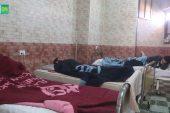 مديرية صحة حلب تفتتح دار الاستشفاء في مدينة مارع