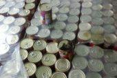 ضبط 28 طن من المواد الغذائية الفاسدة بريف دمشق