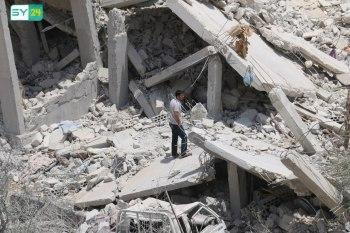 """روسيا تتهم """"جبهة النصرة"""" بارتكاب مجزرة زردنا بإدلب!"""