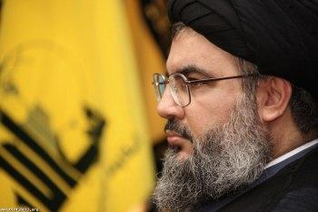 """الأمين العام لـ """"حزب الله"""" اللبناني المصنف على لائحة الإرهاب """"حسن نصر الله"""""""