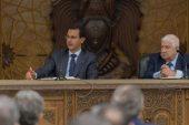 """بعد تدمير سوريا.. الأسد يعتبر إعادة الإعمار من """"أولى الأولويات"""""""