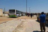 مهجرو درعا يصلون إلى الشمال السوري