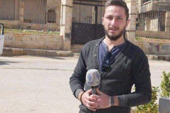 مقتل مراسل قناة سما بريف القنيطرة