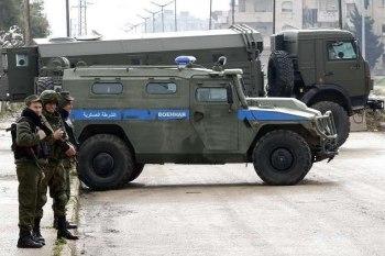 روسيا: سننشر الشرطة الروسية في الجولان