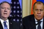 بومبيو ولافروف يبحثان الملف السوري والعقوبات الأمريكية على روسيا