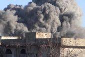 قذائف سوريا الديمقراطية تدمر مستشفى في دير الزور