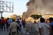 """مقتل طفل ورجل بألغام """"داعش"""" في الرقة"""