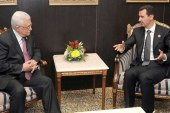 عباس يخاطب الأسد لحماية القضية الفلسطينية
