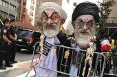 """مظاهرات نيويورك تؤكد أن إيران """"مصدر الإرهاب"""" في سوريا"""