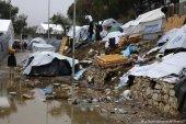 منظمات أوروبية تطالب اليونان بإنقاذ اللاجئين