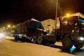 دبابات تركية تصل سهل الغاب في حماة لأول مرة