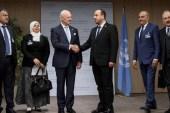 فشل اجتماعات جنيف حول اللجنة الدستورية السورية