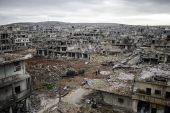بعد أن دمرتها الطائرات.. إعادة إعمار سوريا قد يستغرق أكثر من نصف قرن