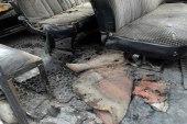 إصابة مدنيين بانفجار قنبلة مع أحد عناصر النظام في حمص