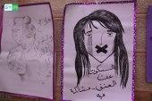 تنظيم فعالية لحماية المرأة في إعزاز شمال حلب