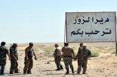 النظام يسيطر على أملاك المدنيين النازحين من دير الزور