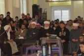 مفتي النظام في دمشق يطالب خطباء درعا بدعوة الشباب للالتحاق بالجيش!