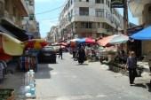 في أسواق طرطوس.. عنصر من أمن النظام يطالب بإسقاط الأسد!