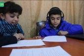 تعرف على أصغر مذيع في سوريا