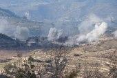 قصف على ريف اللاذقية.. وتحركات لقوات النظام شمال سوريا