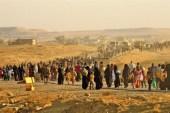 تجدد القتال في دير الزور.. وآلاف النازحين الجدد