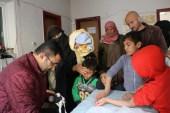 الكيّ بالتبريد لمعالجة الليشمانيا في الباب بريف حلب