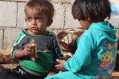 عهد ومروان الشيخ مصابان بفشل نمو ولا علاج في الشمال السوري