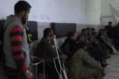 نادي رياضي في معرة النعمان لمساعدة مصابي الحرب ودعمهم نفسياً