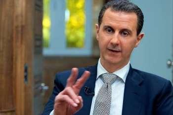 الأسد يدعو اللاجئين السوريين للعودة!