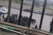 أمن النظام يستعد لاقتحام سجن حماة المركزي