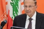 """""""ميشيل عون"""" يتهم السوريين برفع نسب البطالة والجريمة في لبنان"""