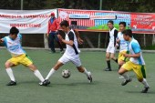 """بطولة """"الأخوّة"""" لكرة القدم تجمع بين الطلاب السوريين والأتراك"""