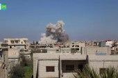 مقتل طفلتين وإصابة والدتهما بقصف مدفعي على ريف حماة