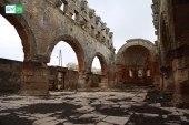 كنيسة في إدلب كانت مصدر إلهام لبناء كاتدرائية نوتردام