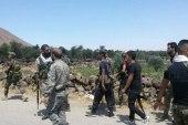أبناء درعا يهاجمون مواقع النظام ويسيطرون على حواجز عسكرية