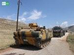 مجدداً.. النظام السوري يقصف نقطة مراقبة تركية في إدلب