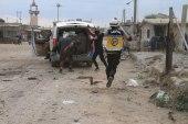صواريخ النظام تقتل سيدة وأطفالها في حلب