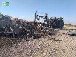11 ضحية حصيلة مجزرة ارتكبتها طائرات النظام في ريف إدلب