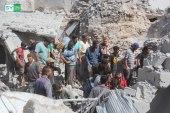 غارات انتقامية للنظام تستهدف المدنيين شمال سوريا