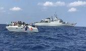غرق أربعة لاجئين سوريين من عائلة واحدة في لبنان
