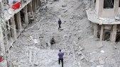 بحجة الموافقة الأمنية.. 16 ألف من سكان داريا ينتظرون سماح النظام لهم بدخولها!