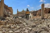 بالطائرات والمدافع.. قصف مكثف للنظام وروسيا على إدلب وحماة