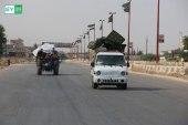 هجمات النظام وروسيا الأخيرة تجبر 200 ألف مدني على النزوح من حماة وإدلب