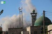 النظام السوري يمطر مدينة كفرنبل بالصواريخ في أولى أيام عيد الأضحى!