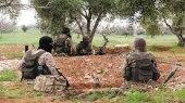 إدلب.. الولايات المتحدة تضع فصيلاً عسكرياً على قائمة الإرهاب